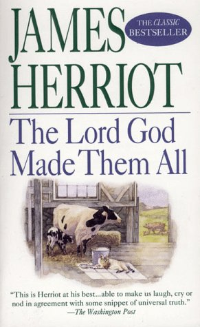 The lord god made them all - A BANTAM BOOK # - James Herriot