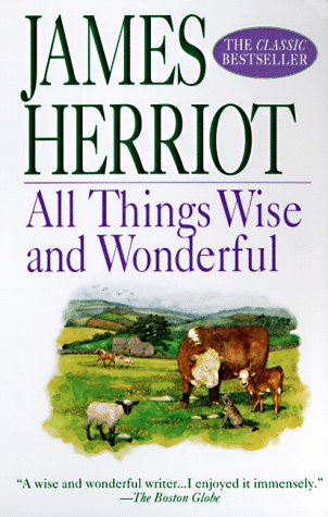 All things wise and wonderful - A BANTAM BOOK # / James Herriot