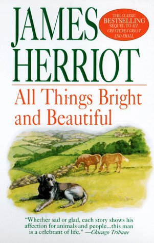 All things bright and beautiful - A BANTAM BOOK # - James Herriot