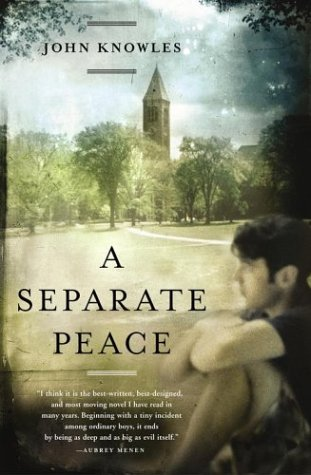 A separate peace - A BANTAM BOOK # - John Knowles