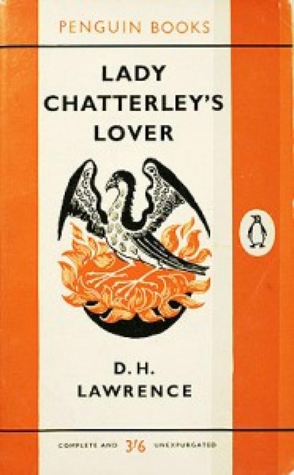 Lady chatterley's lover / D H Lawrence