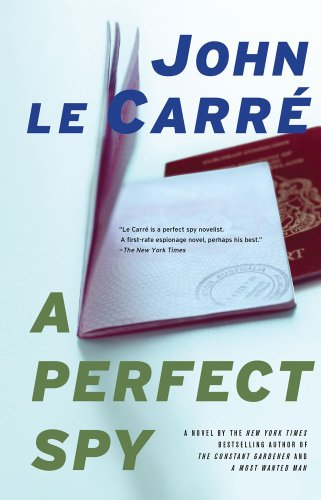 A perfect spy - A BANTAM BOOK # - John le carre