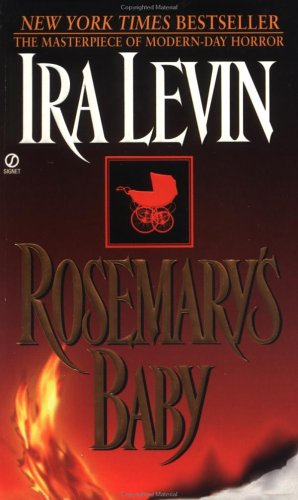 Rosemary's baby - PAN BOOKS # / Ira Levin