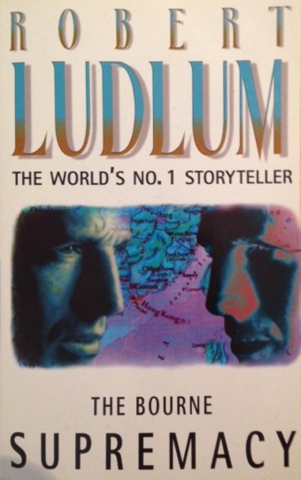 The Bourne Supremacy - The Bourne Trilogy #2 / Robert Ludlum