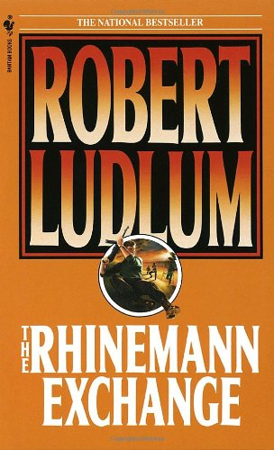 The rhinemann exchange - PANTHER BOOKS # / Robert Ludlum
