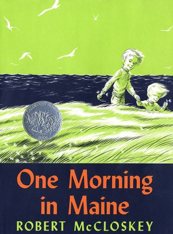 One morning in maine / Robert Mccloskey