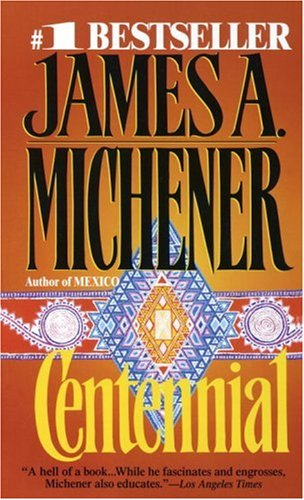 Centennial - A CORGI BOOK # - James A Michener