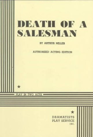 Death of a salesman - COMPASS BOOKS # - Arthur Miller