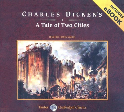 A tale of two cities - MOBY BOOKS # / Charles Dickens