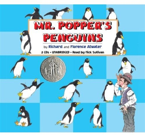 Mr. popper's penguins - A YEARLING BOOK # / Richard Atwater