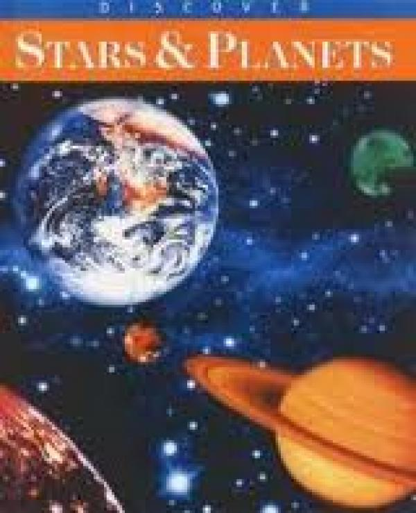 Discover - STARS AND PLANETS - DISCOVER # / Toni Eugene