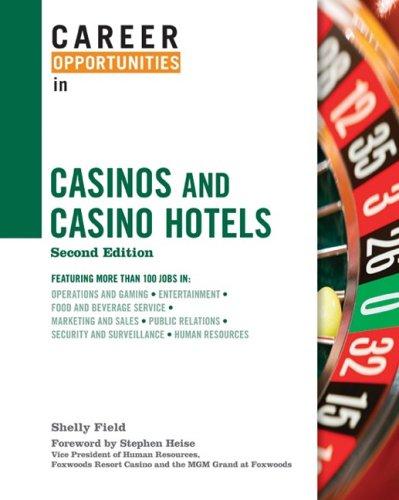 Careers in casinos grand at foxwood casino