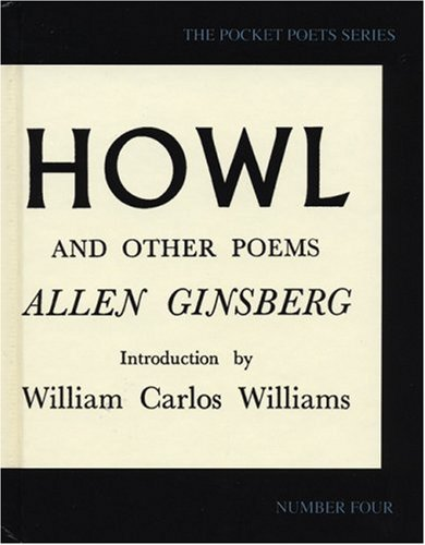 Howl and Other Poems (City Lights Pocket Poets Series) - Allen Ginsberg