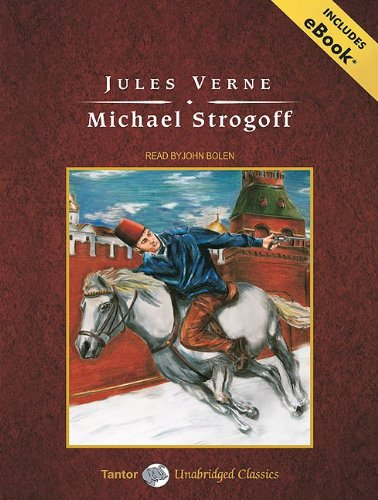 Michael Strogoff, with eBook - Jules Verne