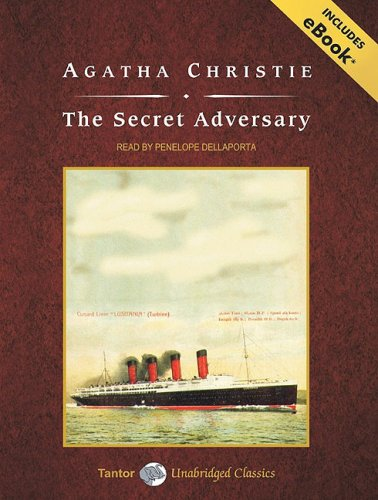 Secret Adversary (Tommy and Tuppence Mysteries (Audio)) - Agatha Christie
