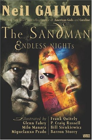 The Sandman: Endless Nights - Neil Gaiman