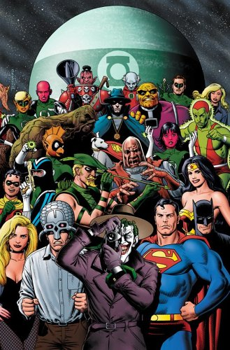 DC Universe: The Stories of Alan Moore - Alan Moore