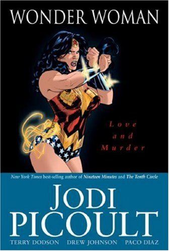 Wonder Woman: Love and Murder - Jodi Picoult