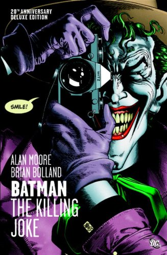 Batman: The Killing Joke - Alan Moore