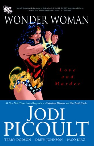 Wonder Woman: Love and Murder SC (Wonder Woman (Graphic Novels)) - Jodi Picoult