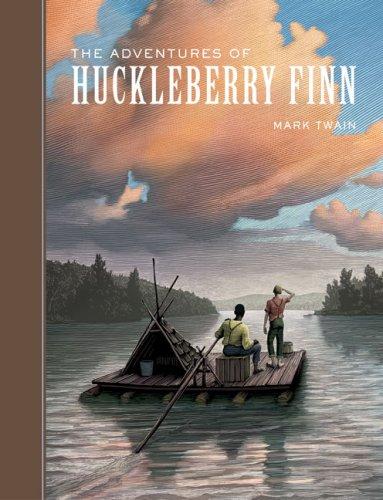 adventures of huck finn essays