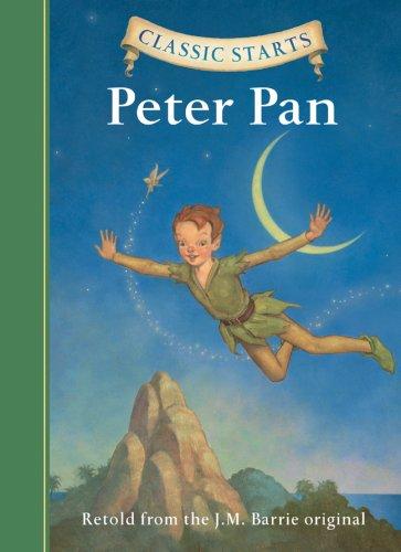 Classic Starts: Peter Pan (Classic Starts Series) - J. M. Barrie