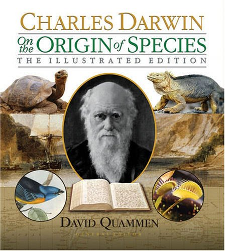 On the Origin of Species: The Illustrated Edition - Charles Darwin