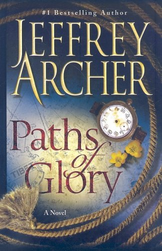 Paths of Glory (Thorndike Press Large Print Basic Series) - Jeffrey Archer