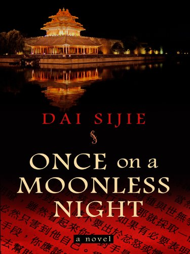Once on a Moonless Night (Wheeler Large Print Book Series) - Dai Sijie