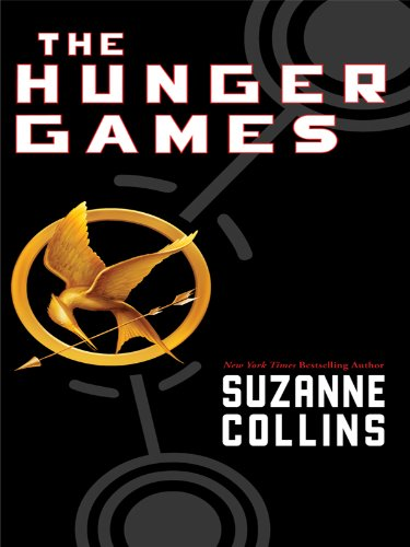 The Hunger Games (Thorndike Press Large Print Literacy Bridge Series) - Suzanne Collins