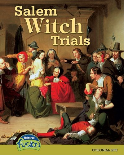 the salem witchcraft scare essay