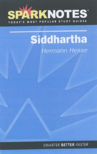 Siddhartha (SparkNotes Literature Guide) - Hermann Hesse