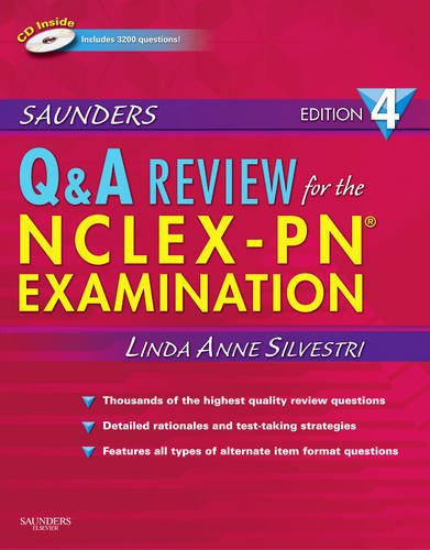 saunders comprehensive review of nclexpn