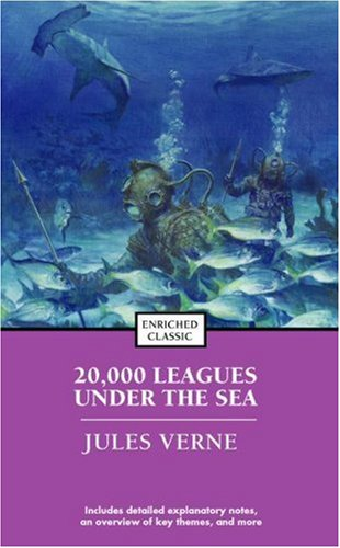 20,000 Leagues Under the Sea (Enriched Classics) - Jules Verne