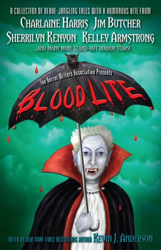 Blood Lite: An Anthology of Humorous Horror Stories Presented by the Horror Writers Association - Jim Butcher