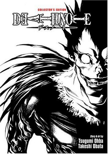 Death Note, Vol. 1 (Collector's Edition) (v. 1) - Tsugumi Ohba