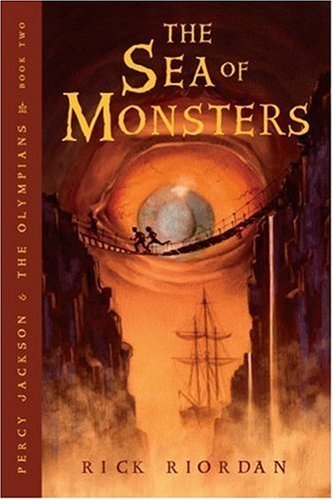 The Sea of Monsters (Percy Jackson and the Olympians, Book 2) - Rick Riordan