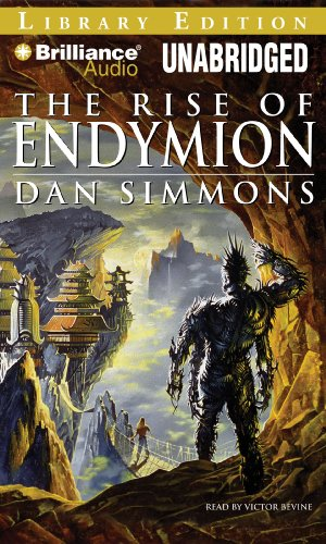The Rise of Endymion (Hyperion Cantos) - Dan Simmons