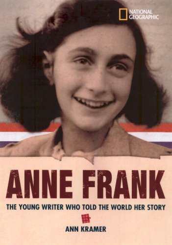 World History Biographies Anne Frank The Young Writer Who Told Her Story