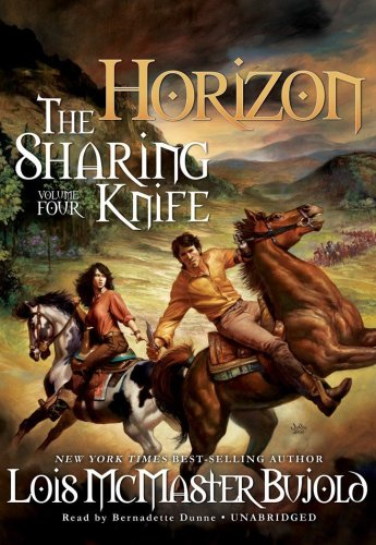 Horizon (The Sharing Knife: Vol. 4)(Library Edition) - Lois McMaster Bujold