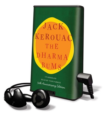 The Dharma Bums [With Headphones] - Jack Kerouac