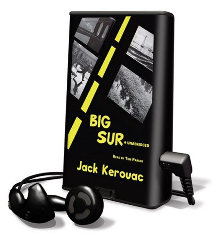 Big Sur [With Earbuds] - Jack Kerouac