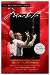 Macbeth: The DVD Edition (Folger Shakespeare Library) - William Shakespeare