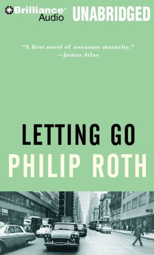 Letting Go (Playaway Top Adult Picks B) - Philip Roth
