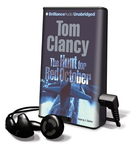 The Hunt for Red October [With Earbuds] (Playaway Adult Fiction) - Tom Clancy