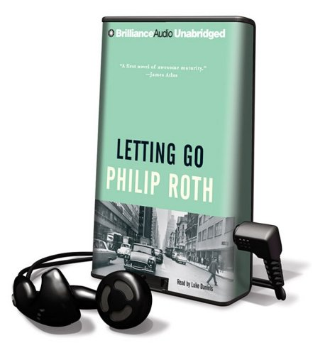 Letting Go [With Earbuds] (Playaway Adult Fiction) - Philip Roth