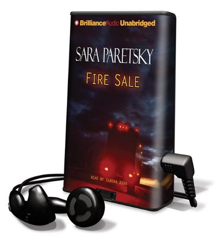 Fire Sale [With Earbuds] (Playaway Adult Fiction) - Sara Paretsky