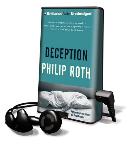 Deception [With Earbuds] (Playaway Adult Fiction) - Philip Roth