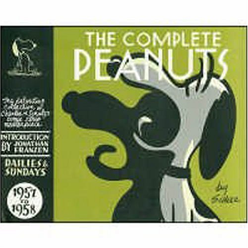 The Complete Peanuts 1957-1958 - Charles M. Schulz