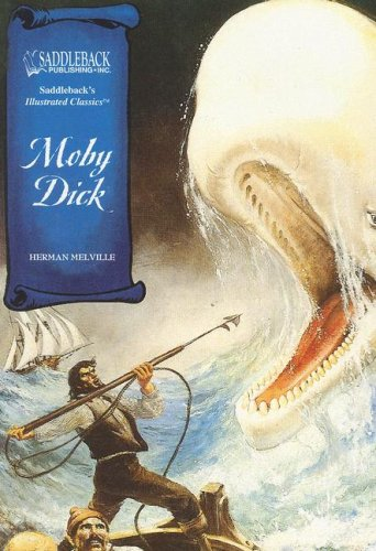 Moby Dick (Illustrated Classics) - Herman Melville